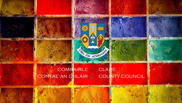 Clare County Council Arts