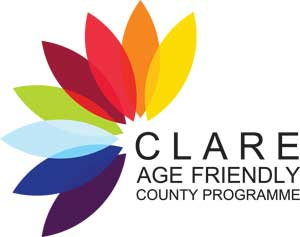 Clare Age Friendly logo