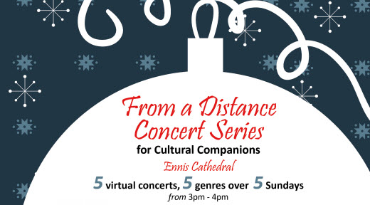 From a Distance Concert Series for Cultural Companions