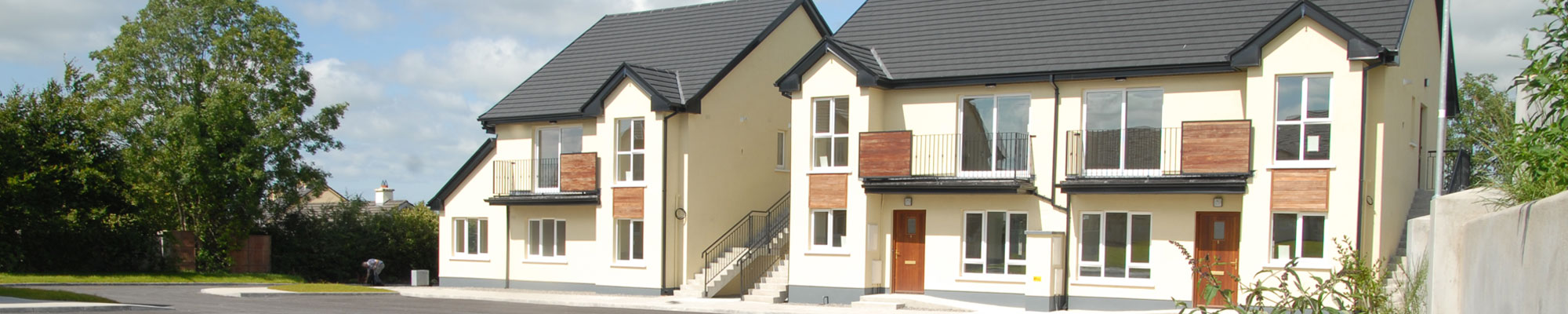 Clare County Council housing